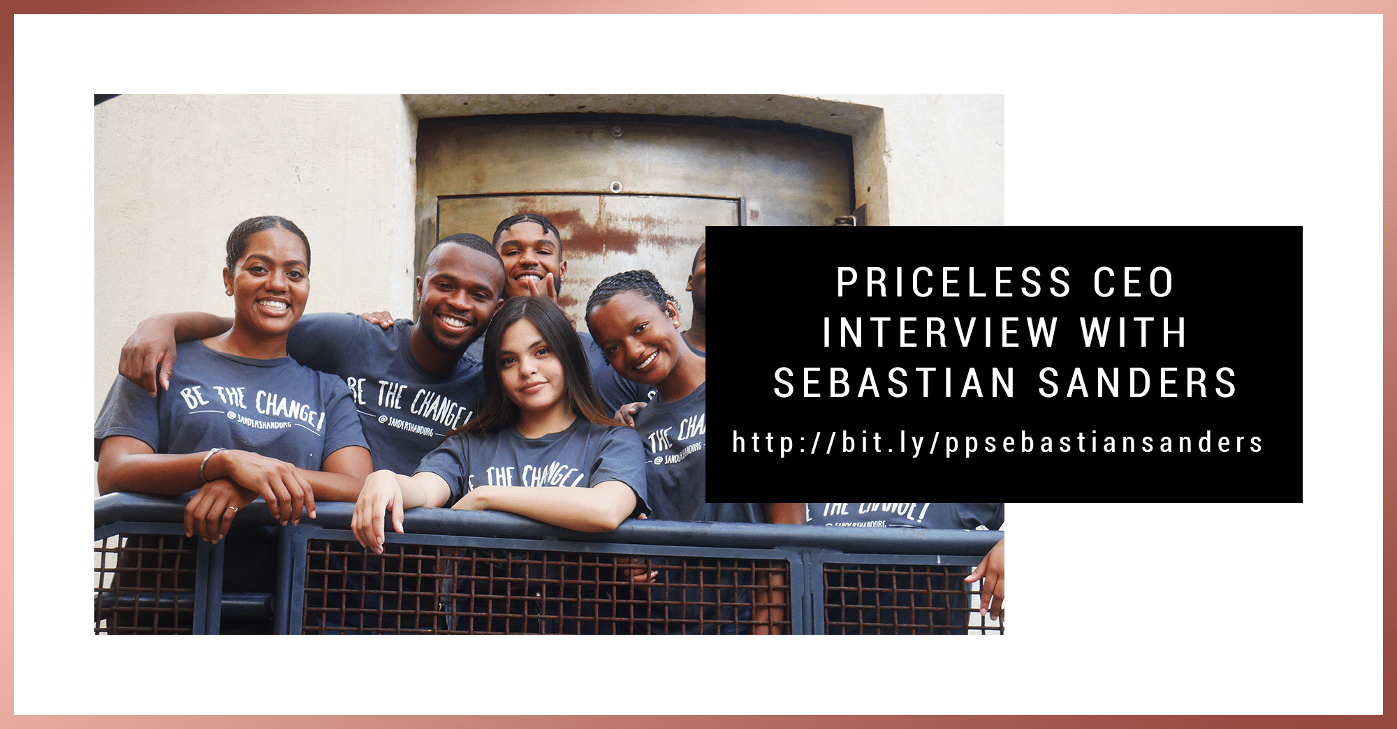 Priceless CEO Interview with Sebastian Sanders - Priceless Planning